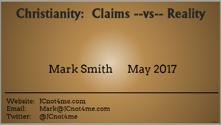 Christianity- Claims vs Reality.pdf